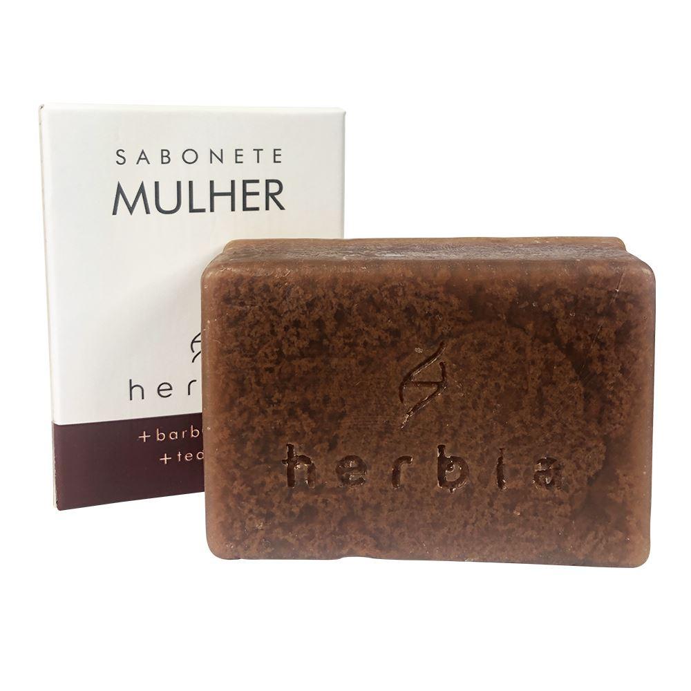 Sabonete Mulher (íntimo) Natural
