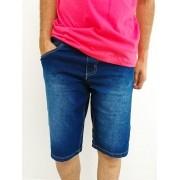 Bermuda V12 Jeans Azul