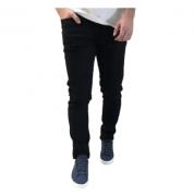 Calça DyJoris Jeans Preta