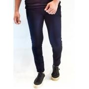 Calça Jeans Coca-Cola Slim Azul Marinho