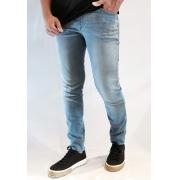 Calça Jeans Coca-Cola Slim Claro