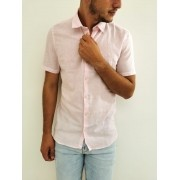 Camisa Docthos Rosa