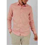 Camisa Docthos Slim Rosa