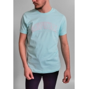 Camiseta Aeropostale Azul Claro