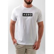 Camiseta Aeropostale Branco