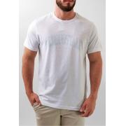 Camiseta Aeropostale Branco Logo Frontal