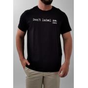 Camiseta Aeropostale Preta Label