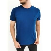 Camiseta Arandom Azul Marinho Básica