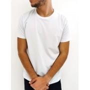 Camiseta Básica Lozemar Branca
