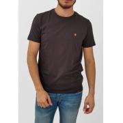 Camiseta Baumgarten Básica Preto Elastano