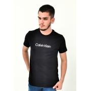 Camiseta Calvin Klein Preto Logo