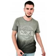 Camiseta Coca-Cola Mescla No Limits