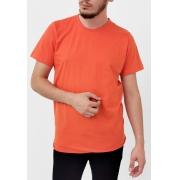 Camiseta Colcci Básica laranja