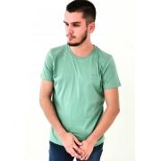 Camiseta Colcci Básica Verde