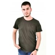 Camiseta Colcci Básica Verde Militar