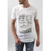 Camiseta Colcci Branco Ok