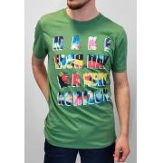 Camiseta Colcci Verde New Horizon