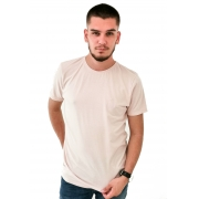 Camiseta Docthos Básica Rosa Claro