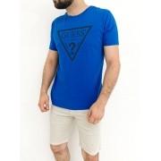 Camiseta Guess Azul