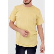 Camiseta Highstil Básica Amarelo