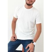 Camiseta Highstil Branca Básica