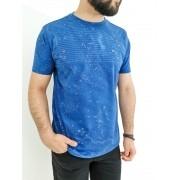 Camiseta Sakapraia Azul Bic
