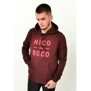 Moletom Nicoboco Vinho