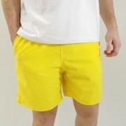 Shorts King & Joe Colors Amarelo