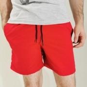 Shorts Oracon Básico Vermelho