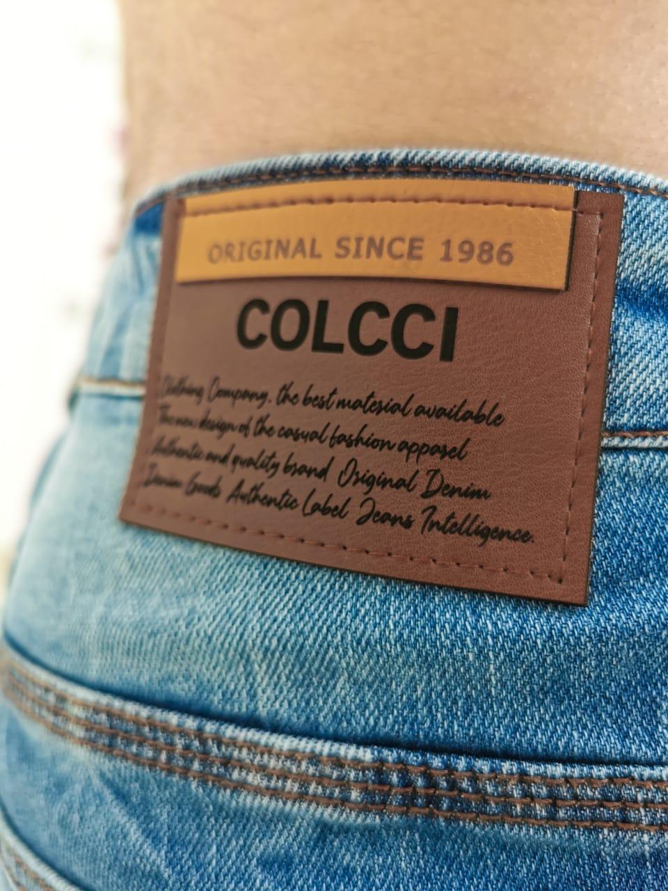 Bermuda Colcci Jeans Rasgada