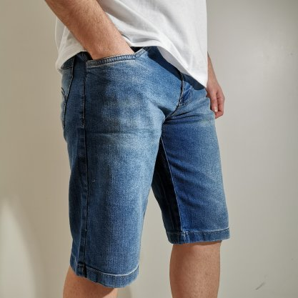 Bermuda Gangster Jeans Clara