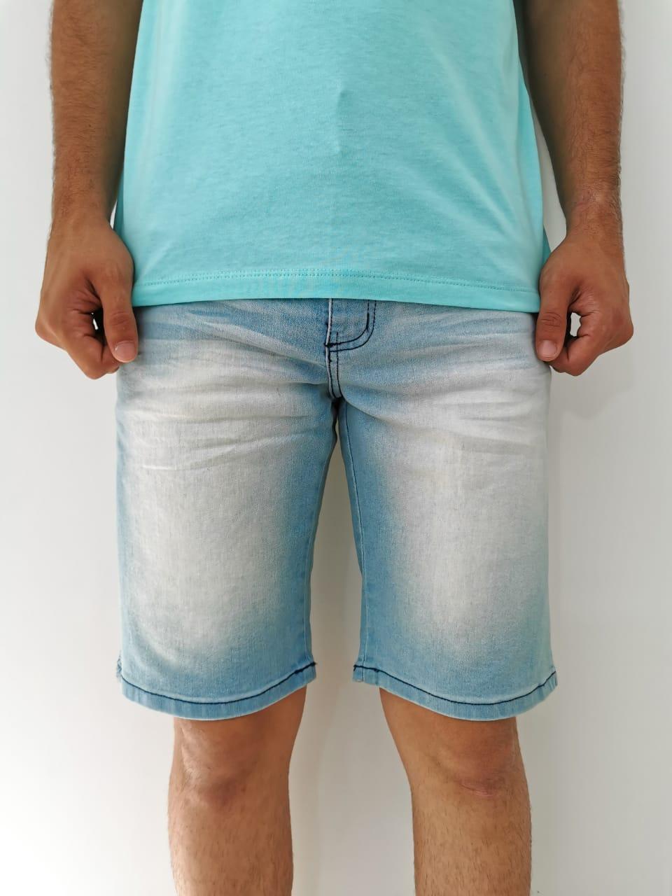 Bermuda Max Blue Jeans