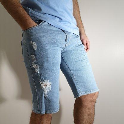 Bermuda Max Blue Jeans Clara