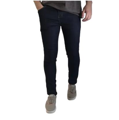 Caçca Max Denim Jeans Escura Lisa