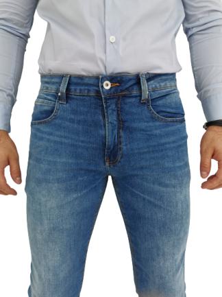 Calça Calvin Klein Five Pockets Skinny