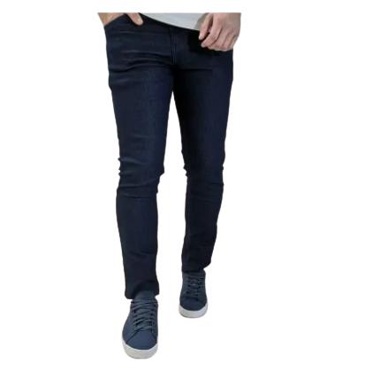 Calça DyJoris Jeans Azul Escura