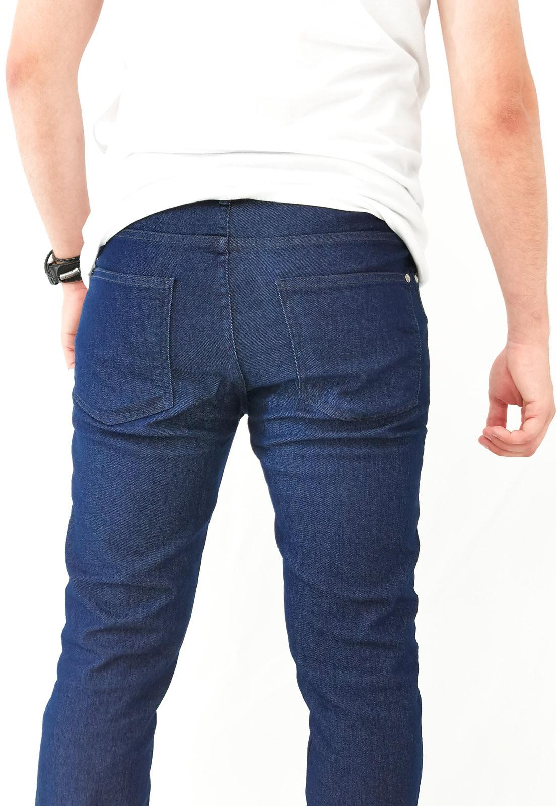 Calça Jeans Coca-Cola Azul Escuro