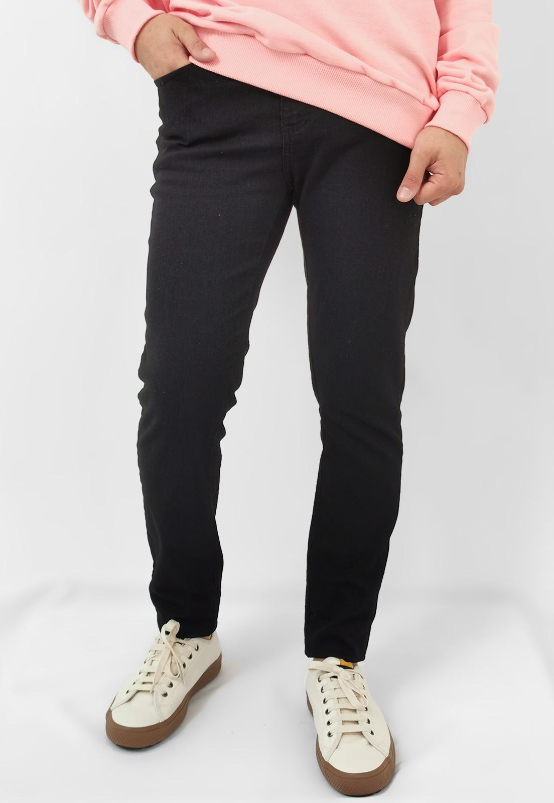 Calça Jeans Coca-Cola Slim Preto