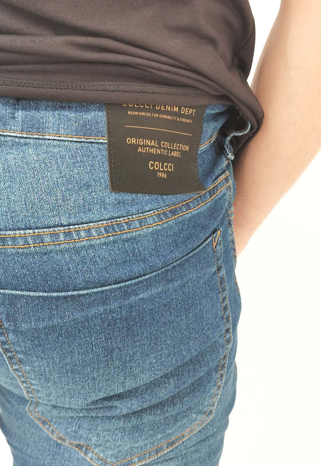 Calça Jeans Colcci Azul
