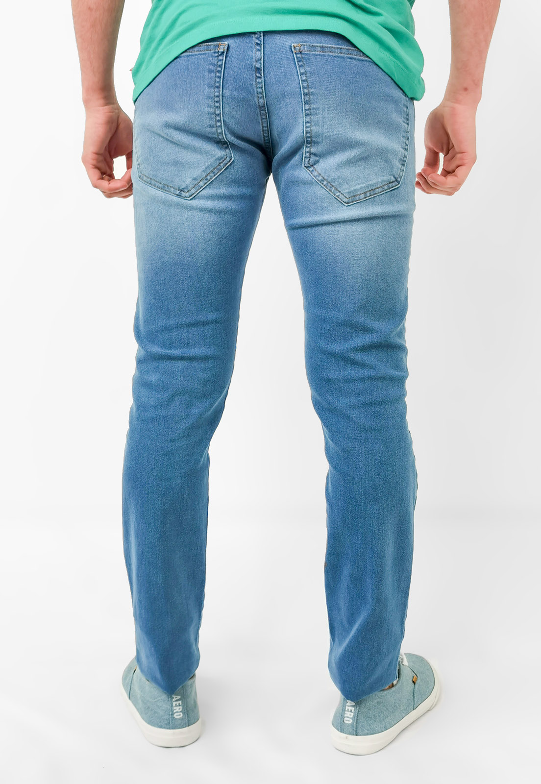 Calça Jeans Colcci Skinny Azul Claro