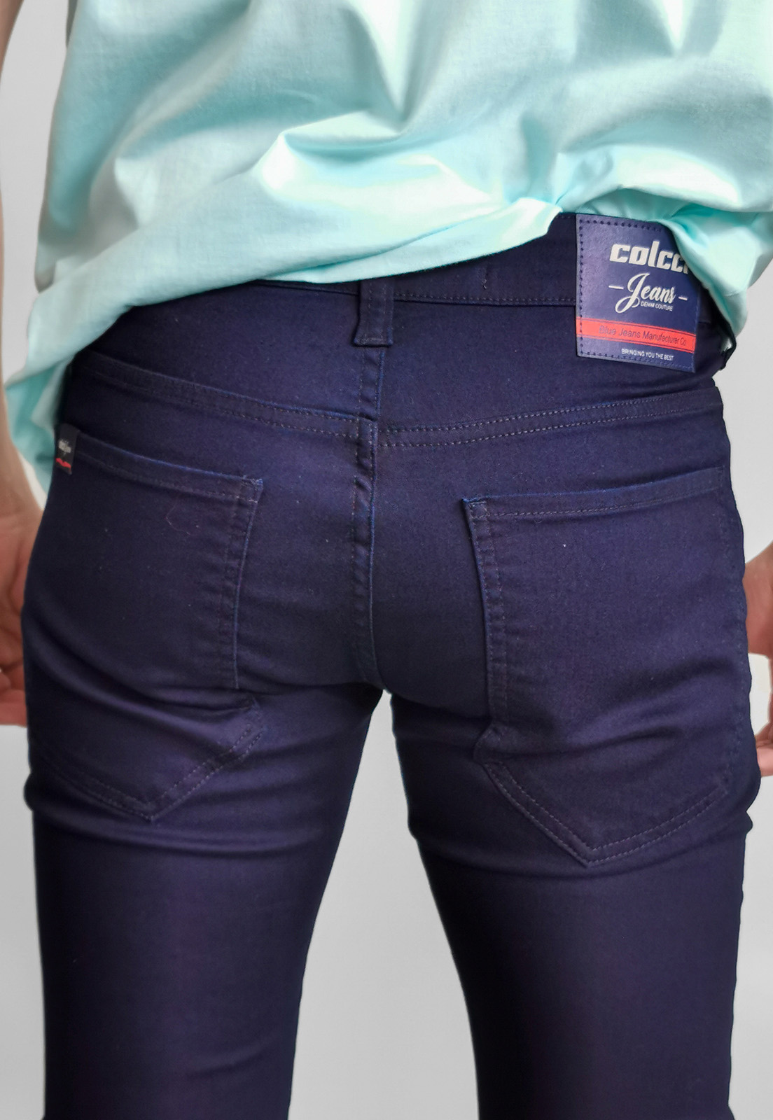 Calça Jeans Colcci Skinny Azul Marinho