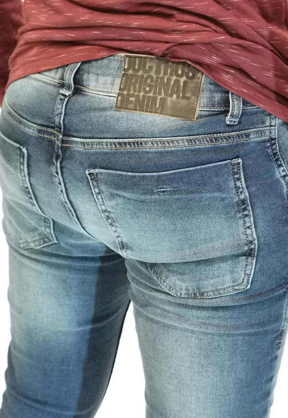 Calça Jeans Docthos Super Skinny
