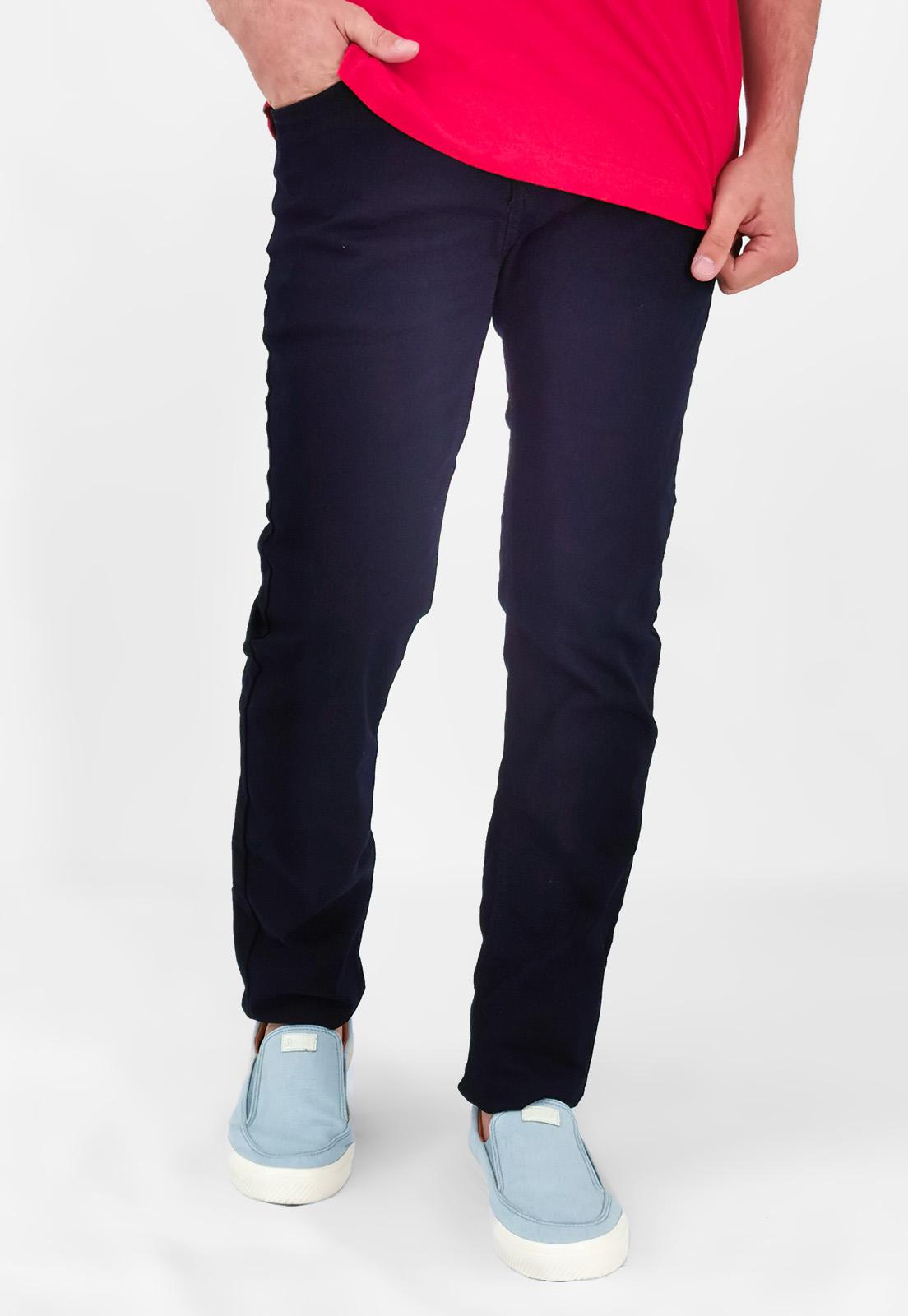 Calça Jeans King & Joe Azul Marinho Skinny