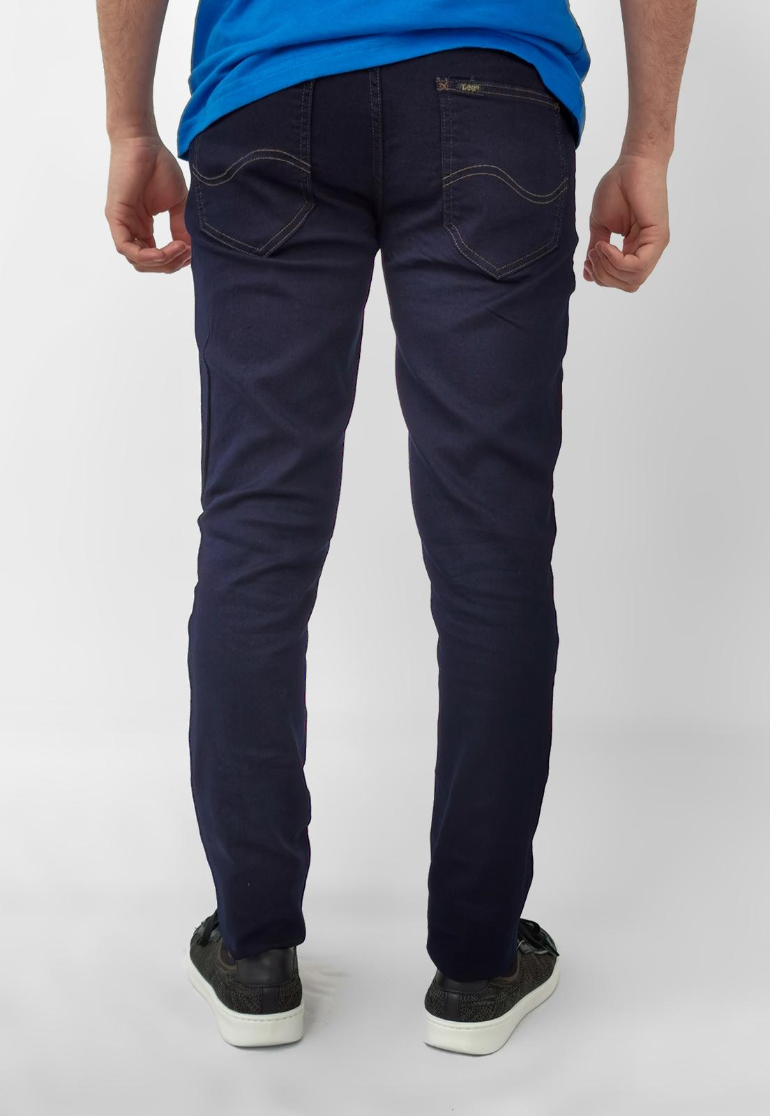 Calça Jeans Lee Skinny Azul Marinho