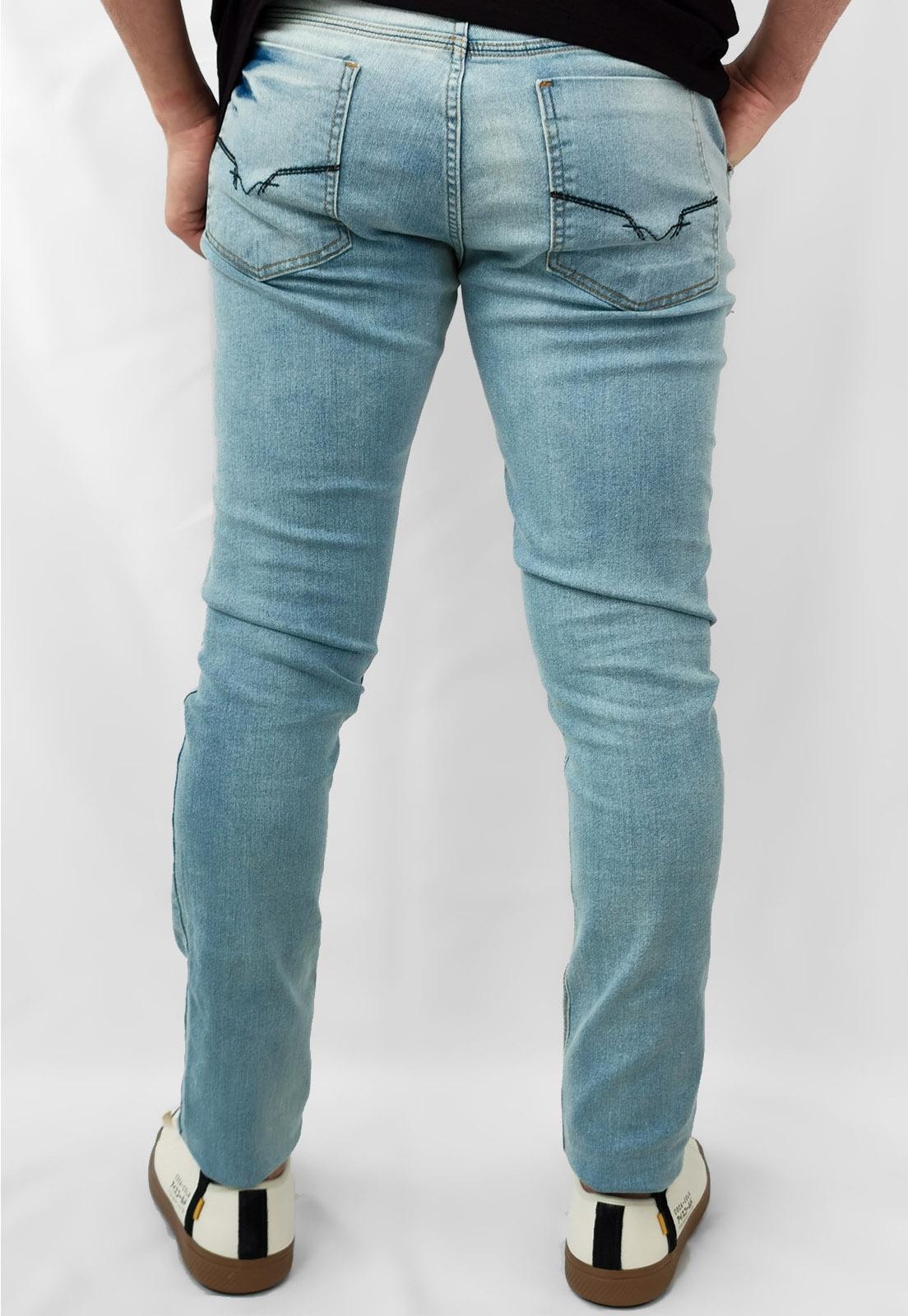 Calça Jeans Max Blue Azul