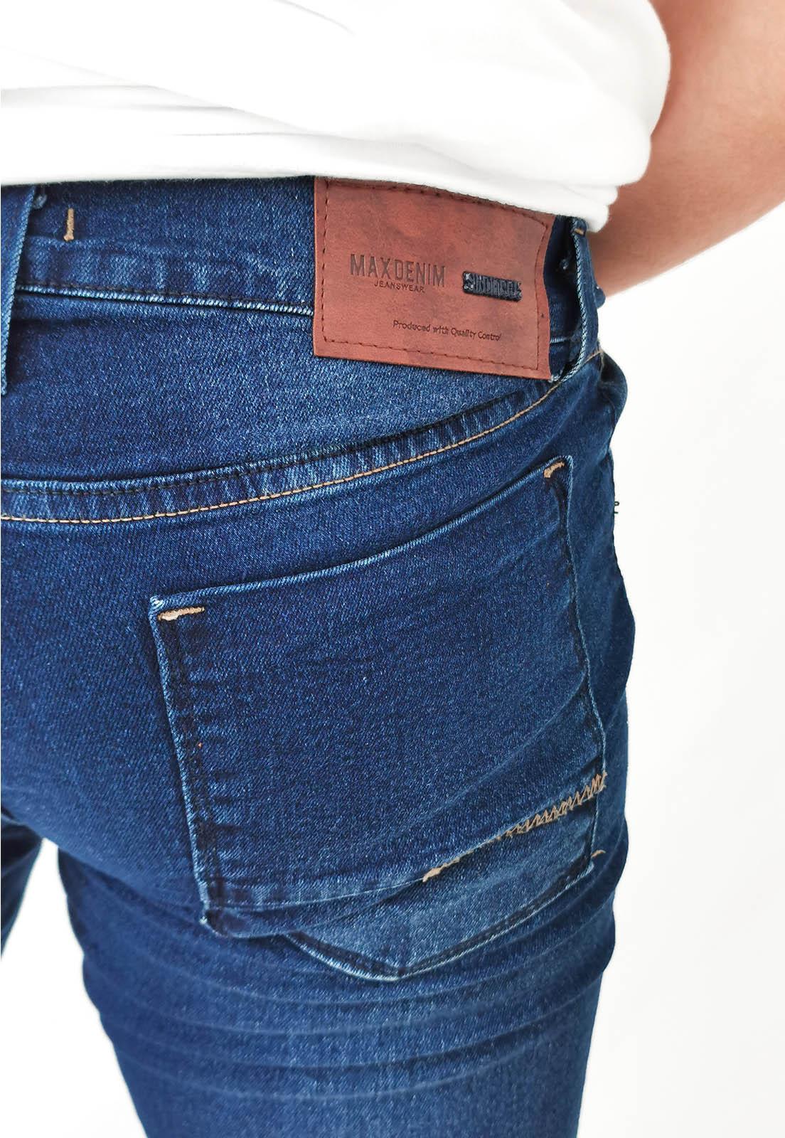 Calça Jeans Max Blue Azul Medio