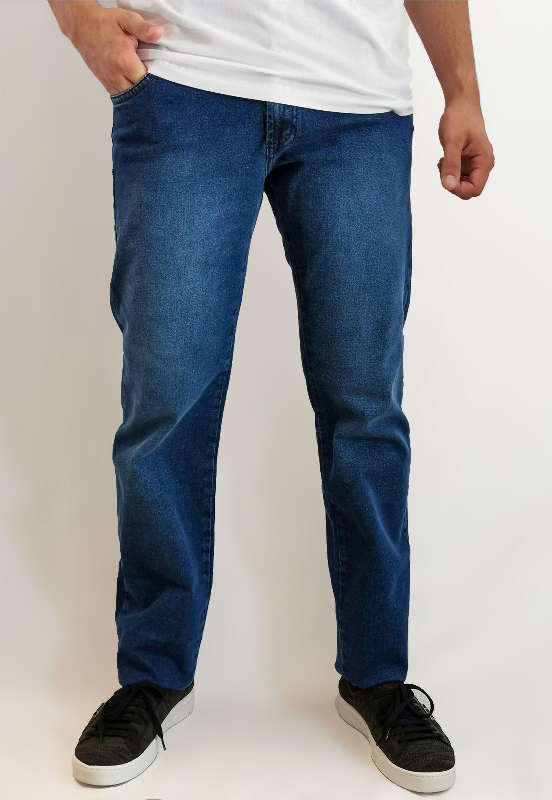 Calça Jeans Pitt Azul