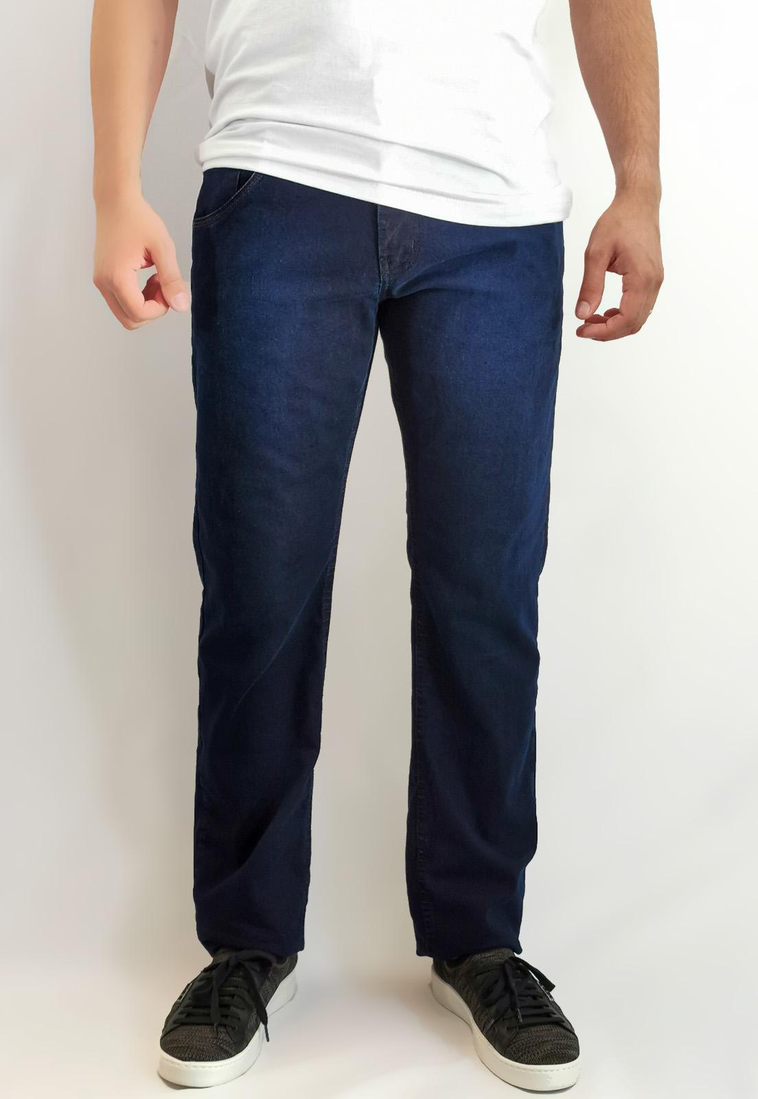 Calça Jeans Pitt Azul Escuro