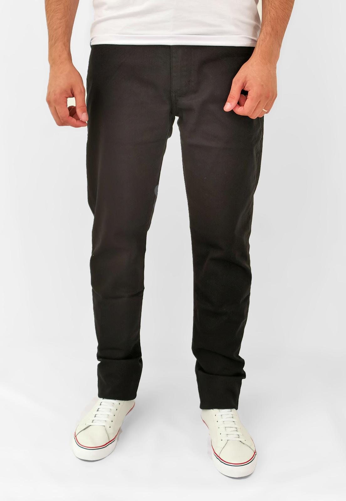 Calça Jeans Whisky Preto Confort