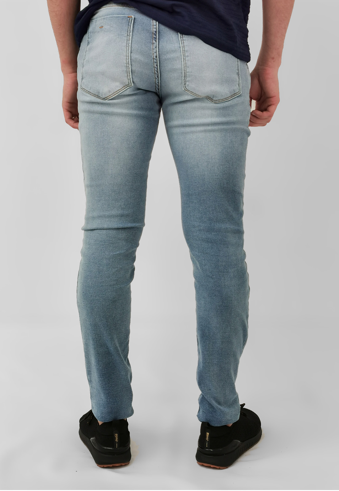 Calça Jogger Docthos Jeans Stoned